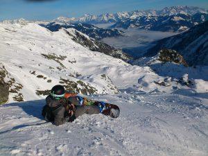Skiverleih im Salzburger Land