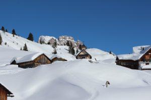 Skiverleih in Südtirol
