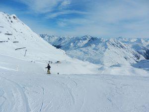 Skiverleih im Gebiet Silvretta Montafon