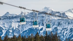 Skiverleih im Berner Oberland