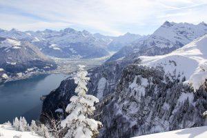 Skiverleih in der Zentralschweiz