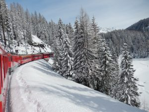 Skiverleih im Kanton Graubünden