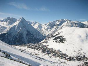 Skiverleih Les Deux Alpes