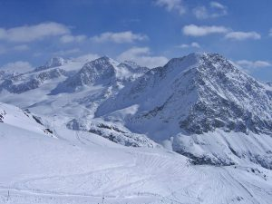 Skiverleih im Skigebiet Schnalstal