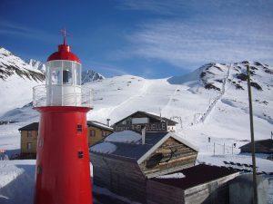 Skiverleih Gotthard Oberalp Arena