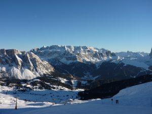 Skiverleih im Gebiet Drei Zinnen Dolomiten